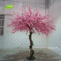 BLS1507-12 GNW pink artificial wedding cherry blossom tree
