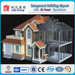 High quality long service life quick smart house