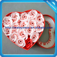 Rose Decoration Both Paper Soap Flower
