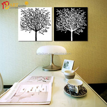 Modern simplism style wall decor pictures printing