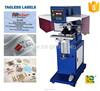 whole sale High Speed Tags Printing machine tagless printing machine pad printing machine LC-PM2-100-2PT