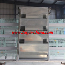 TaiYu chicken layer cage with full automatic system