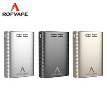 2015 hot selling big capacity 3*2500mah battery 150W A Box vape case e cigarette vs dx 80 box mod 30 from shenzhen Rofvape