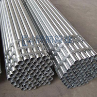 ASTM A554 316 Round Stainless Tubes