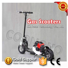 popular gasoline petrol skateboard scooter 43cc/mini moto bike for adult