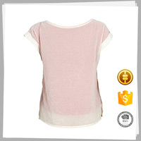 Apparel supplier 2015 new Soft Ladys hot girl sexy tank top