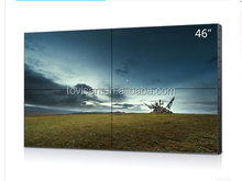 High definition 46 inch lcd tv in wall
