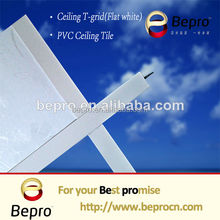 Steel suspended t bar ceiling parts
