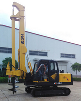 Rotary Drilling Rig for bridges and residential Bored Pile
