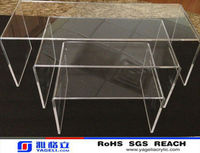 2014 hot sale ACRYLIC TABLE DISPLAY RISERS,STANDS
