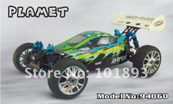 HSP 94060 1/8 brushless 4wd off road rc drift car top speed 80km