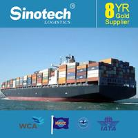 sea shipping service from china to Felixstowe/southampton, UK