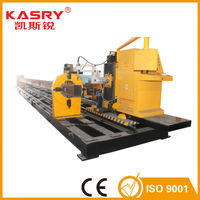 KASRY Hot Sale CNC Cutting Machine Collaborative Work With Welding Robot
