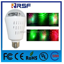 Led stage / club lamps with e27 b22 base for home ,party ,wedding, prom, night club etc