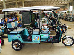 three wheel passenger rickshaw, electric auto e rickshaw/tricycle