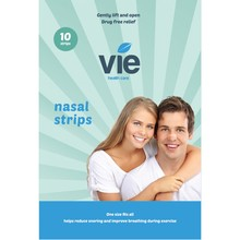 Vie Patch NASAL Strips Helps reduce snoring Pack of 30