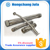 foshan hose end connection vacuum stainless steel tube flexible hose