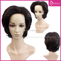 Natural looking wigs for men,fashion source hair