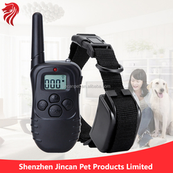 Wireless Rechargeable and Water-Resistant Anti Bark Collar with Range up to 300M Lets You Train 1 or 2 Dogs - 100% Satisfaction