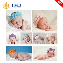 New Arrival Keep Warm Wholesale Baby Infant Fancy Knitted Headbands For Babies