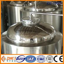 600l food grade stainless steel beer making fermentation tanks CE ODM factory