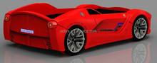 Ferrari sports car bed mini kid's bed