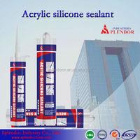 acetic silicone sealant for brake bonding/ acrylic silicone sealant supplier/ acid silicone sealant