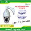 Amazing h.264 IP High Speed Dome Camera D1 Record IR 36X Zoom IR Digital CCD Video Camera