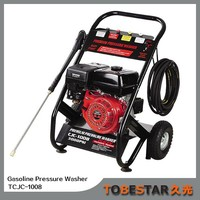 4000 PSI 3.7 GPM Gas Powered Cold Water Power Pressure Washer