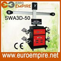 CE certificated 100% Original Launch SWA3D-50 visual 3d four wheel alignment with factory price