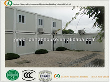 easy installation container eps/rockwool/pu sandwich panel container house