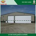 Totalmente costos de construcción de almacenes taller de acero personalizado (X028)