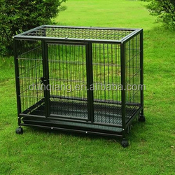2015 new products wholesale large dog cages for sale cheap