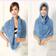 taiwan Fashion Women 100 Polyester Magic Scarf