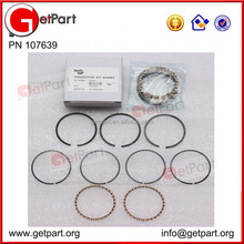 Piston ring kit for cummins engine PN107639