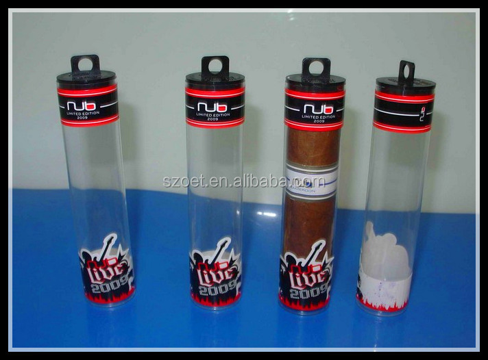 Plastic Tube Packaging For Hair Extensions Plastic Hair Packaging Tubes