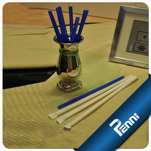 Food Grade PP Paper Wrapped Straight Drink Straw