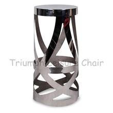 Triumph modern metal loft outdoor garden bar stools