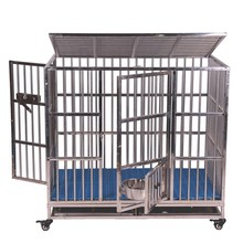 Metal iron fence dog kennel manufacturer Hebei Deanxiang Trading Co., Ltd