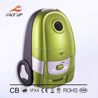 Home cleaning Bagged Vacuum cleaner korea wholesale carpet washing machine with OEM