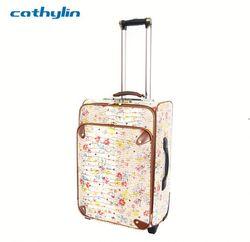 Trolley luggage case four wheels super light luggage