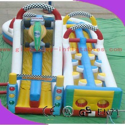 Inflatable amusement park/inflatable obstacle/inflatable castle