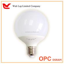 LED globe lamp bulbs 12W/16W B22/E27 3000K/6500K