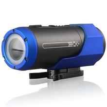 Action Sport Camera F33 1080P Waterproof WIFI Function Motorcycle Helmet DVR Camera