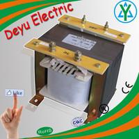 100kw CCTV Camera transformer 440v 380v 220v AC mva distribution transformer