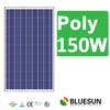 Best price 150w poly solar panel/solar power panel/solar energy with high quality