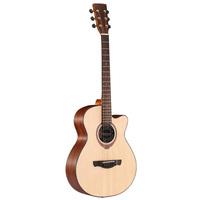 blue acoustic rock guitar