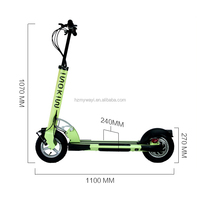 High Performance Inokim Myway Adult Mini Two Wheels Self Balancing Scooter Folding Electric Mobility Scooter