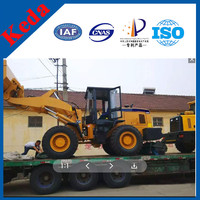 Alibaba gold supplier Mini 3tons Loader for sale
