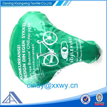 100% polyester waterproof bike seat cover with cute style design for promotion item